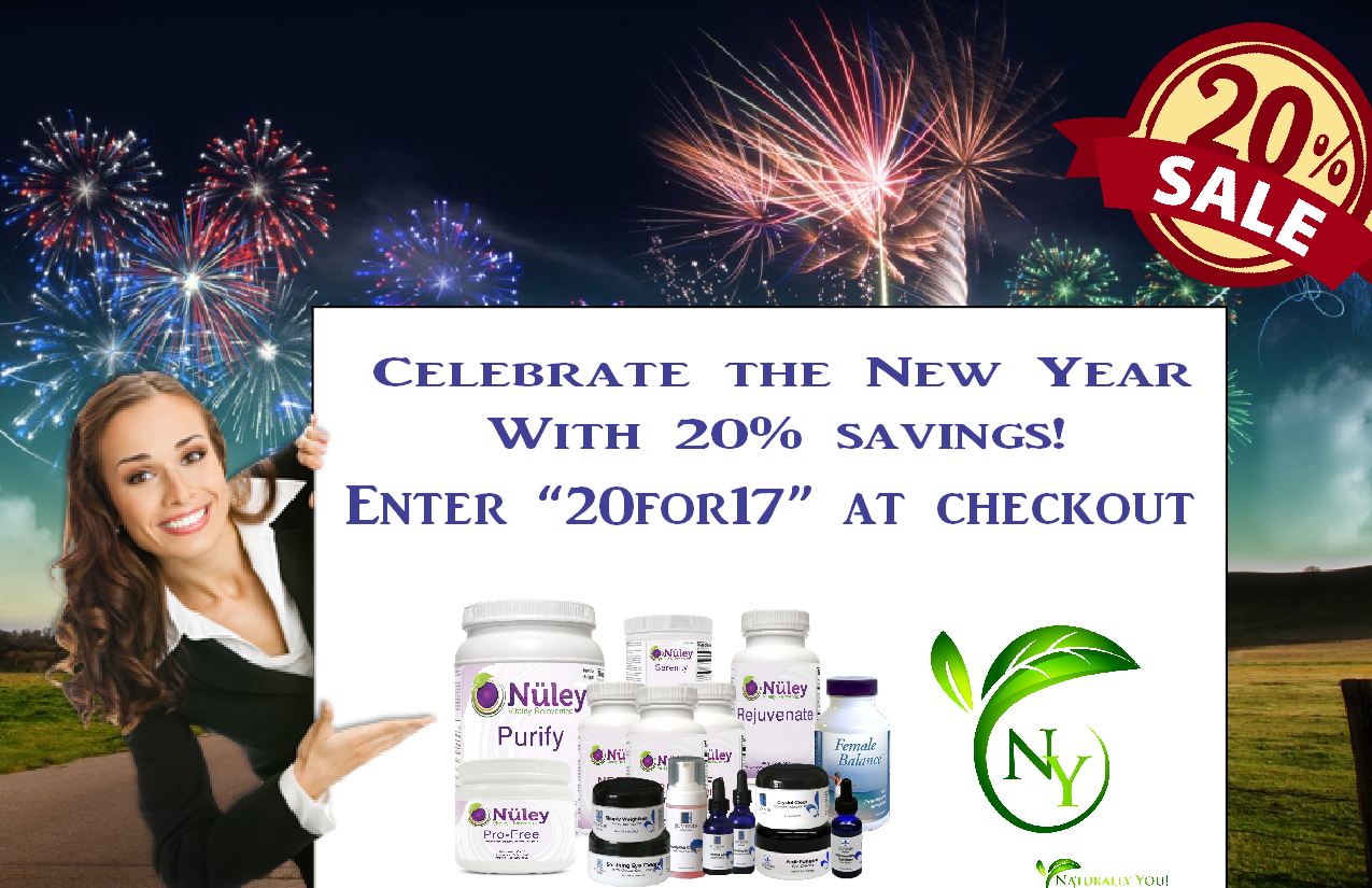 Save 20% on all orders when you enter 20for17 at checkout